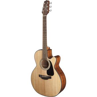 Takamine GN30CE Natural acoustic-electric cutaway orchestra guitar