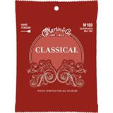 Martin Strings M160 Classical Hard Tension Ball End