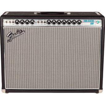 Fender 68 Custom Twin Reverb tube guitar combo