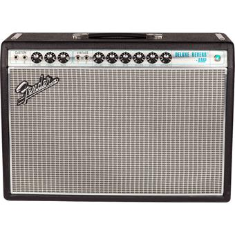 Fender 68 Custom Deluxe Reverb combo guitare à lampes