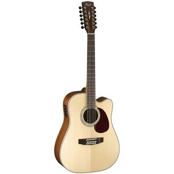 Cort MR710F-12 Natural Satin 12 string acoustic guitar