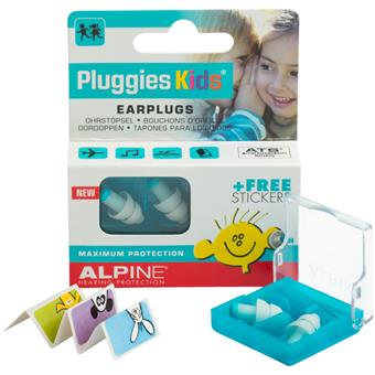 Alpine Pluggies Kids ear protection