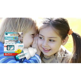 Alpine Pluggies Kids protection auditive
