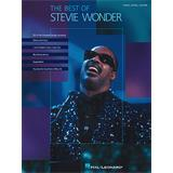 Hal Leonard The Best Of Stevie Wonder PVG