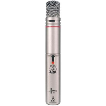 AKG C1000S small diaphragm microphone