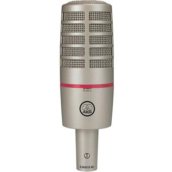 AKG C4500 B BC Professional Front-Address Condenser Mic large diaphragm microphone