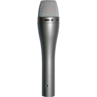 Shure SM63 Champagne microphone