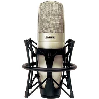 Shure KSM32 Champagne large diaphragm microphone