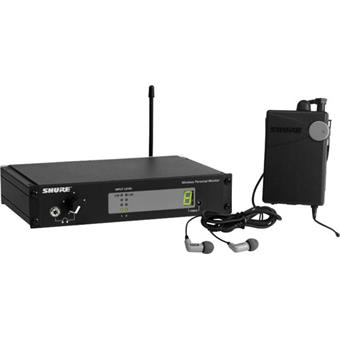 Shure PSM400 Wireless Personal Monitor System P4TRE3 In-Ear Drahtlose System