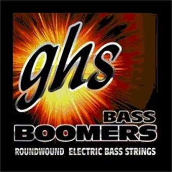 GHS XL3045 Bass Boomers - XL3045 - Bass String Set, 4-String, Extra Light, .030-.090 040 bassnarenset