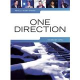 Hal Leonard Really Easy Piano One Direction