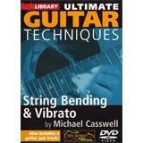 Music Sales Lick Library Ultimate Technique Vibrato and Bending