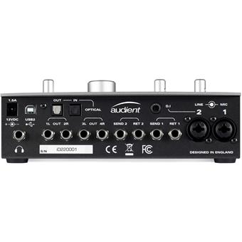 Audient ID22 USB audio-interface