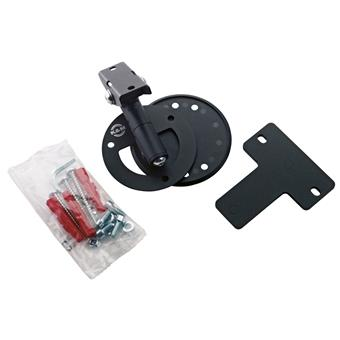 Konig & Meyer 24161 Universal Speaker Wall Mount Black fixation mural
