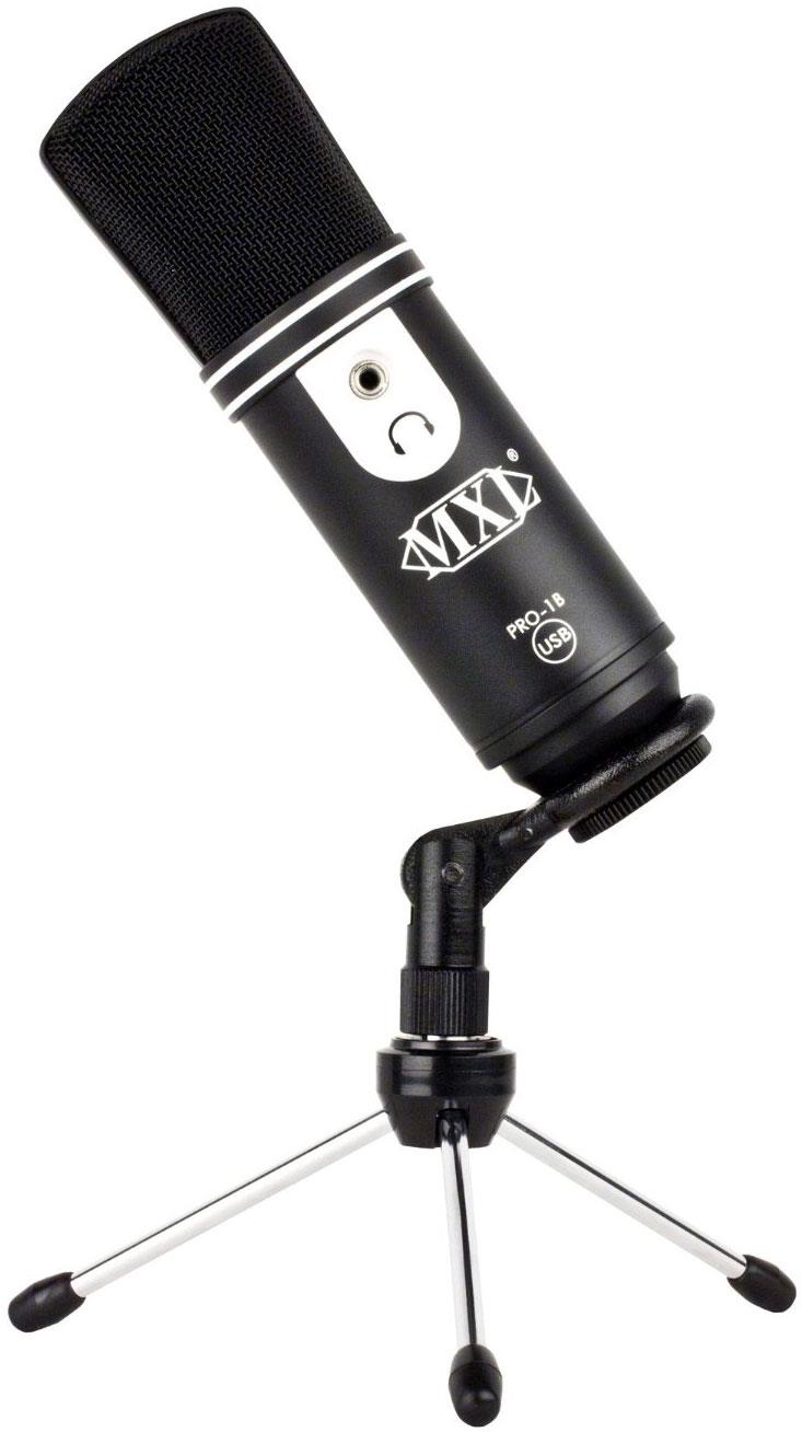 mxl pro 1b high quality usb microphone keymusic. Black Bedroom Furniture Sets. Home Design Ideas