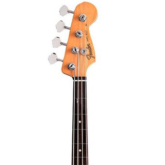 Fender Custom Shop Jaco Pastorius Jazz Bass Fretless 3-Color Sunburst RW fretless bass guitar