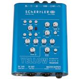 Schertler Yellow Single Preamp