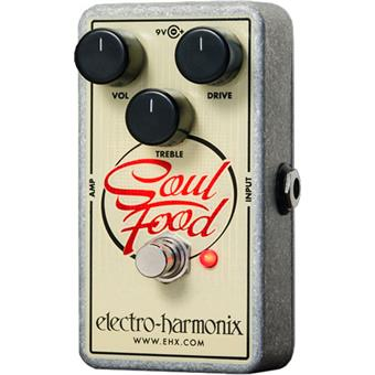 Electro Harmonix Soul Food overdrive pedaal