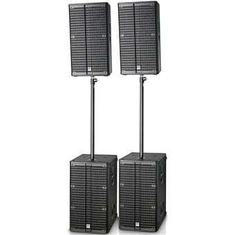 HK Audio Linear 5 Club Pack active PA-set