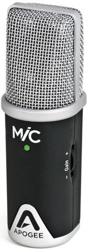Apogee MiC 96k microfoon voor iPad, iPhone en Mac