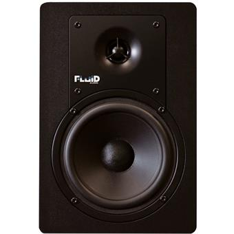 Fluid Audio C5 Black set active nearfield monitor