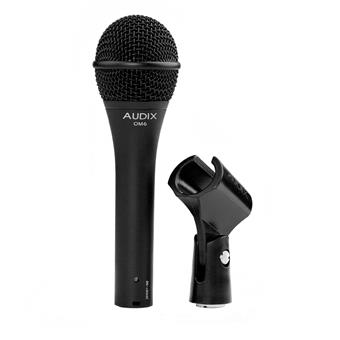 Audix OM6 dynamic microphone for vocalists