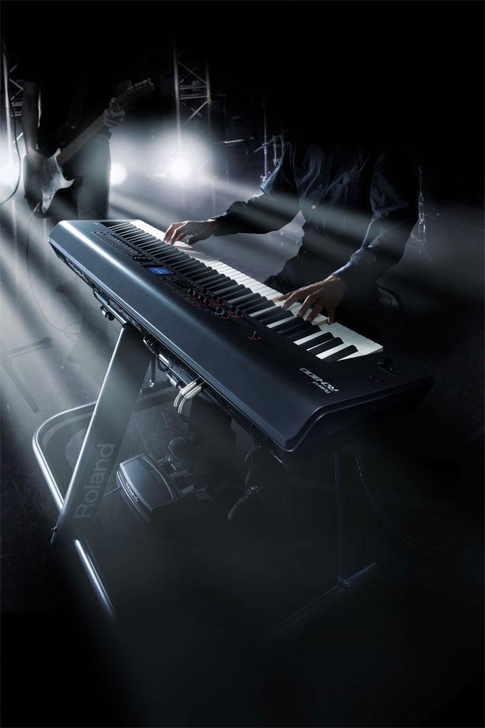 roland rd 800 stage piano keymusic. Black Bedroom Furniture Sets. Home Design Ideas