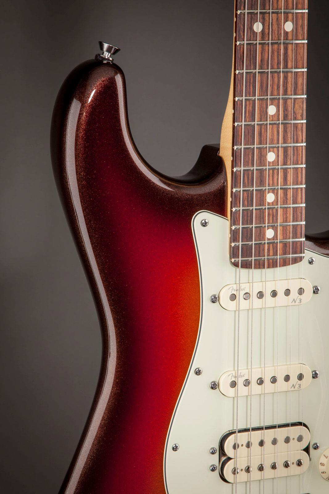 Fender american deluxe strat plus hss rw mystic 3cs keymusic fender american deluxe strat plus hss rw mystic 3cs electric guitar freerunsca Choice Image
