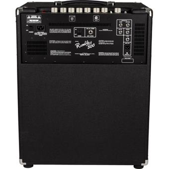 Fender Rumble 500 V3 solidstate bascombo