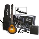 Epiphone Les Paul Player Pack Sunburst