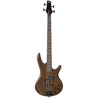 Ibanez GSR200B Walnut Flat 4 string bass guitar