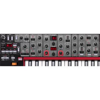 Nord Lead A1 modelling synthesizer