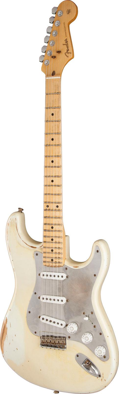 Fender Custom Shop Nile Rodgers Tribute Hitmaker Strat Olympic White ...