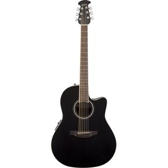 Ovation CS24-5 Celebrity Standard Black guitare roundback