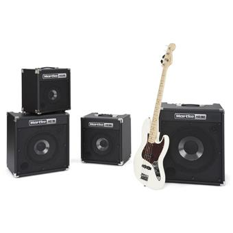 Hartke HD25 solidstate bass combo