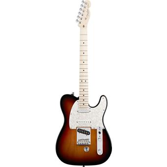 Fender American Nashville B-Bender Telecaster 3 Color Sunburst electric guitar