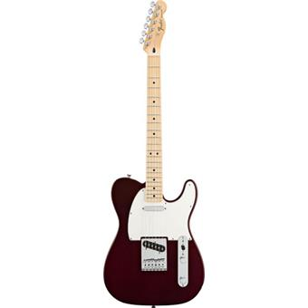 Fender Standard Telecaster Midnight Wine Maple electric guitar