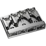 Schaller 3D-4 NI 4-String Bass Bridge