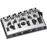 Schaller 3D-6 GO Flatmount Guitar Bridge Nickel