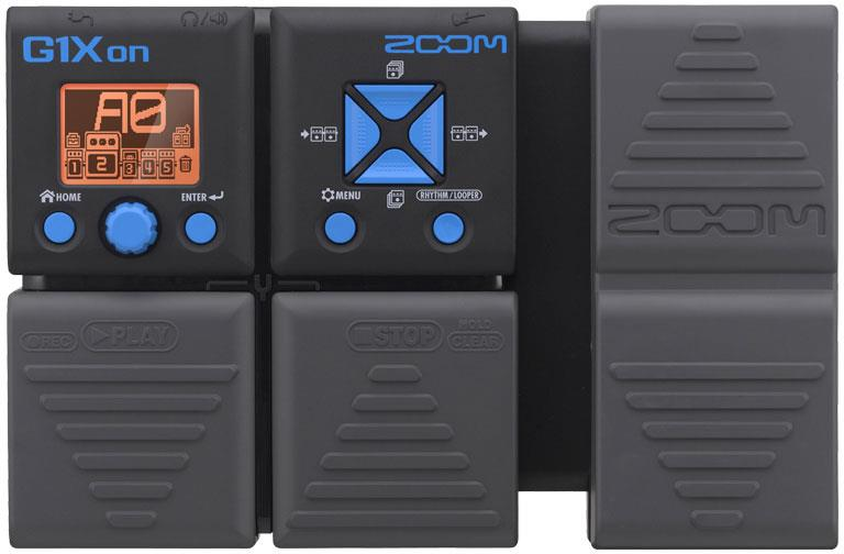 Zoom G1Xon Guitar Multi-Effects Processor | Keymusic