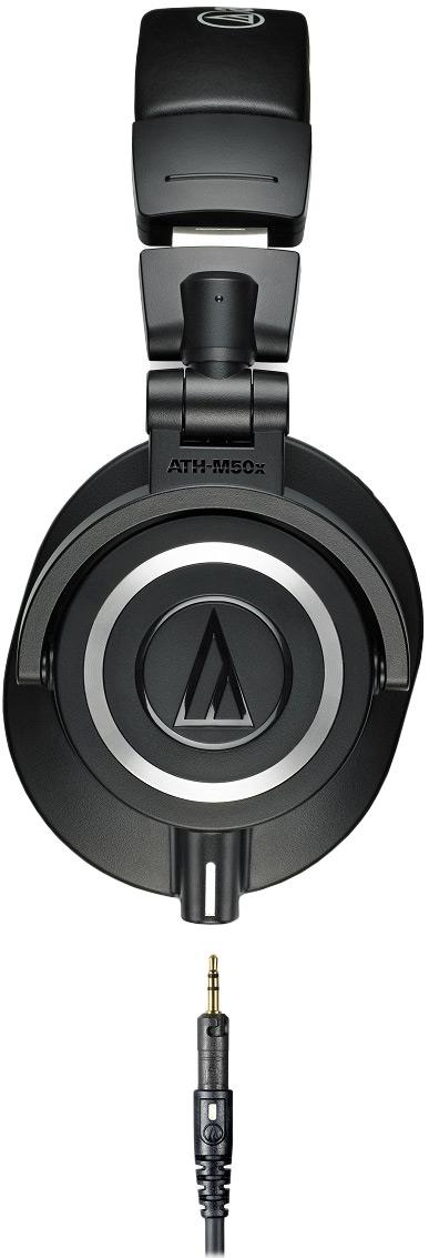 1d4284be7fc Audio Technica ATH-M50x studio headphones