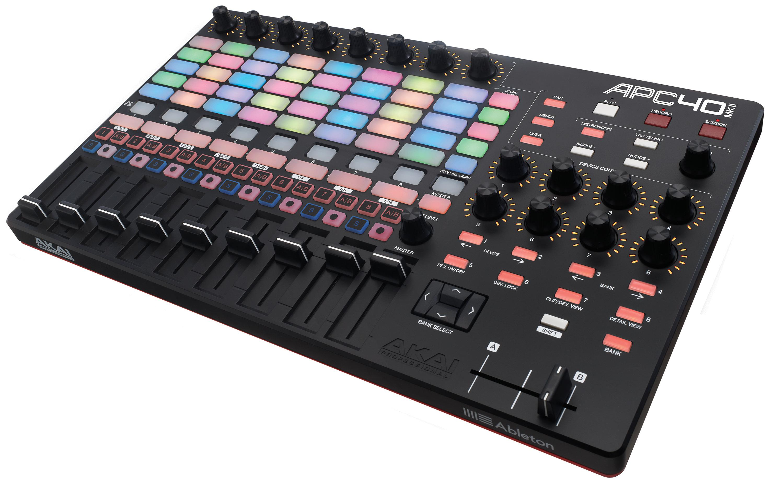 AKAI APC40 MKII performance controller voor Ableton