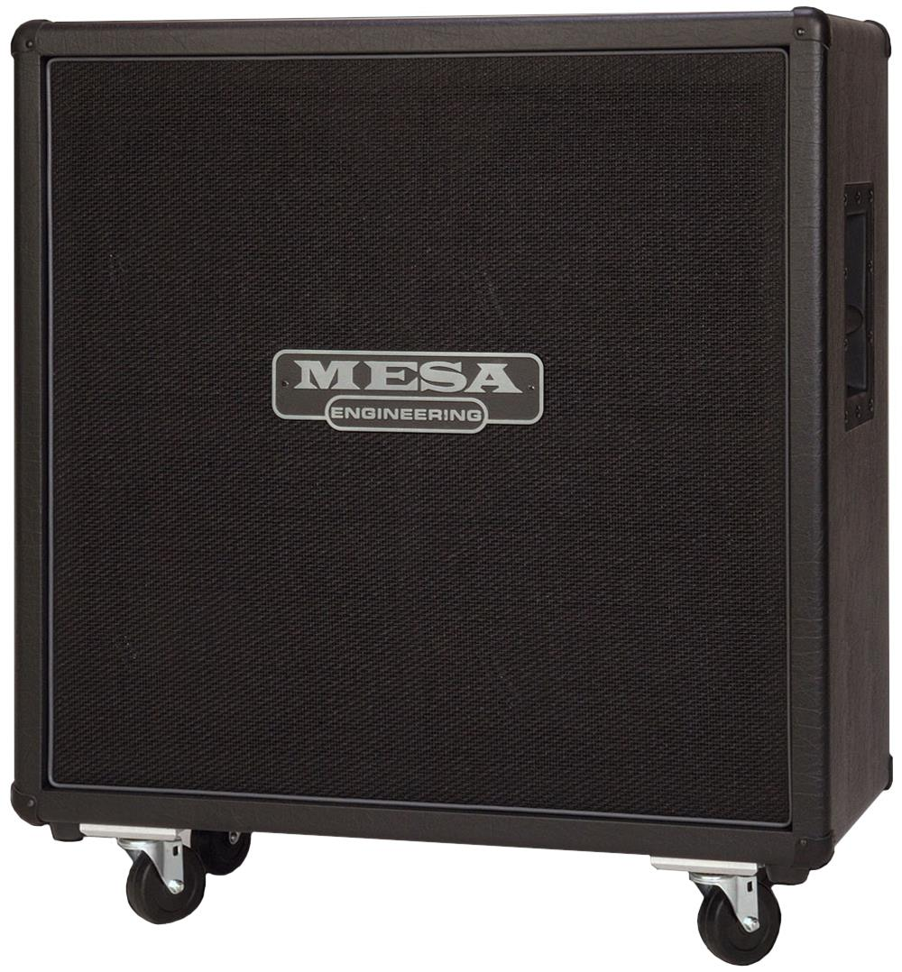 Mesa Boogie 4x12 Recto Traditional Straight Cabinet Large Guitar