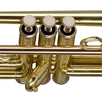 Stagg WS-TR215S Bb Trumpet blaasinstrument