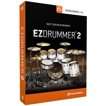 Toontrack EZDrummer 2 virtual instrument/sampler