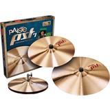 Paiste PST7 Light Session Set