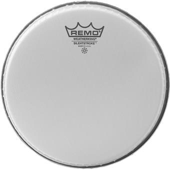 Remo SN-1022-00 Silent Stroke 22 Basdrum mesh head for digital drum