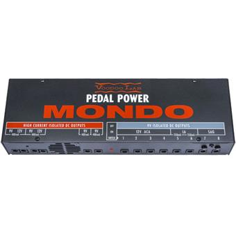 Voodoo Lab Pedal Power Mondo voeding/adapter voor pedaal