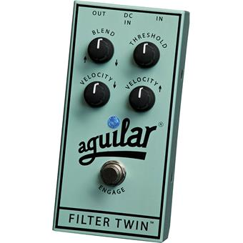 Aguilar Filter Twin bass synthesizer/ring modulator pedal