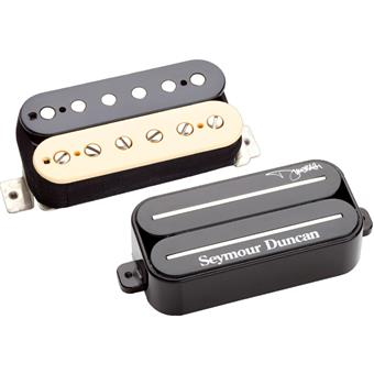Seymour Duncan Dimebag Signature Set Zebra guitar pickup set